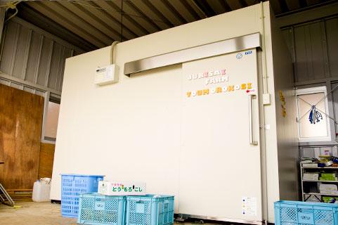 プレハブ冷蔵庫